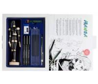 Набор Faber-Castell 167152 для начинающих Manga Starter Set