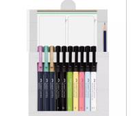 Подарочный набор Faber-Castell Hand Lettering, 12 предметов 267103