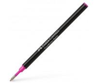 Стержень сменный Faber-Castell Fineliner для роллеровых / капиллярных ручек 0.4 мм, цвет розовый, 148721