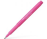 Капиллярная ручка Faber-Castell BROADPEN 1554 Pastel Purplepink, цвет пурпурный, 0,8 мм, 155426