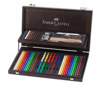Набор Faber-Castell Art&Graphic 54 предметов 110084