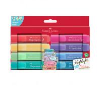 Набор маркеров faber-castell tl 46 pastel 8 пастельных цветов , 254626