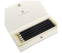 Пять карманных карандашей №. V (короткий с рифленым наконечником 130 мм), черный 11 86 46