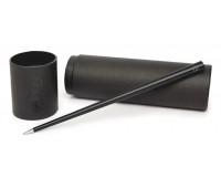 Вечный карандаш Napkin Pininfarina Forever Prima Black, анодированный алюминий, цвет а черный