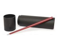 Вечный карандаш Napkin Pininfarina Forever Prima Red, анодированный алюминий, цвет а красный