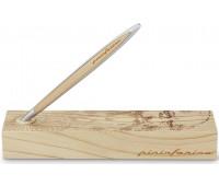 Вечный карандаш Pininfarina Cambiano Leonardo Drawing лимитированный выпуск, алюминиевый + грецкий орех
