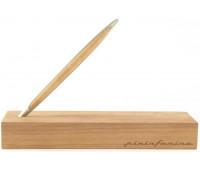 Вечный карандаш Pininfarina Cambiano Millennial Kauri 500, алюминиевый + вставка дерево Каури