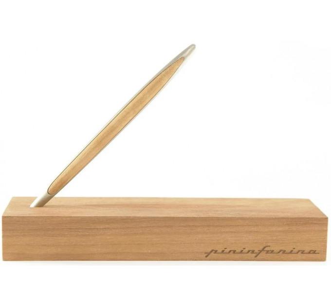 Вечный карандаш Pininfarina Cambiano Millennial Kauri 500, корпус алюминиевый + вставка дерево Каури