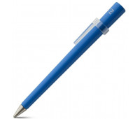 Вечный карандаш Pininfarina Forever PRIMina Blue, алюминиевый синего цвета