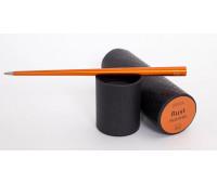 Вечный карандаш Pininfarina Forever Prima New Rust, анодированный алюминий, цвет а оранжевый