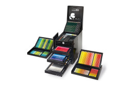 KARLBOX Faber-Castell LAGERFELD ART & GRAPHIC KARLBOX  110051 - Limited Edition 482 элемента