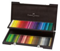 Цветные карандаши Faber-Castell Polychromos 120 цв 110013