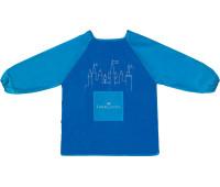 Фартук для рисования Faber-Castell детский синий 201203