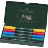 Акварельные маркеры Faber-Castell